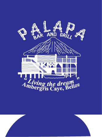 Palapa Beer Coozie - The Original