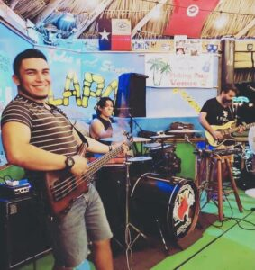 The Coconut Trio Band @ Palapa Bar and Grill